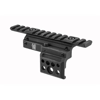 the best mini 14 scope mounts of 2019 gun mann