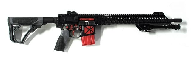 daytona skeleton ar15